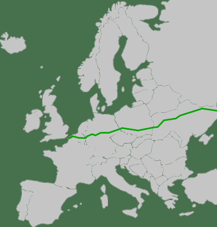 Фото №7 - Пересекая континенты: 8 самых длинных автодорог на планете