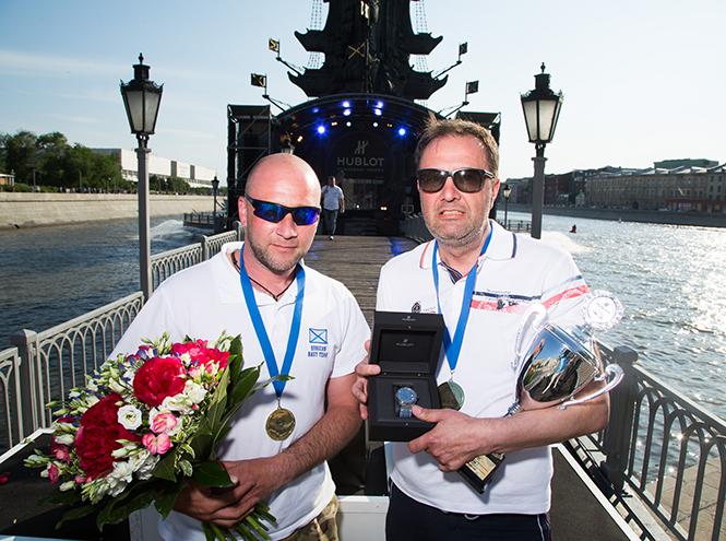 Фото №1 - HUBLOT POWERBOAT TROPHY открыли яхтенный сезон в Москве