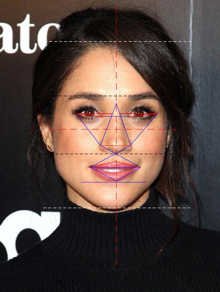 Фото №4 - Идеальное королевское лицо: Меган, Кейт или Евгения?