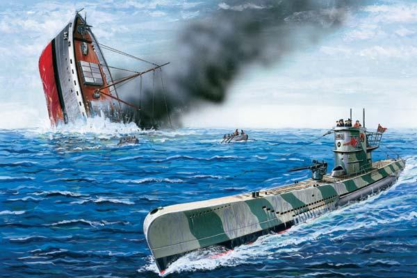 Фото №1 - Битва за Атлантику