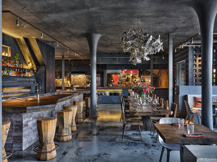 Фото №7 - Модное место: ресторан «Жирок» по проекту NB-Studio