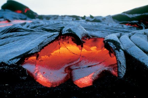 Фото №1 - Метаморфозы лавы