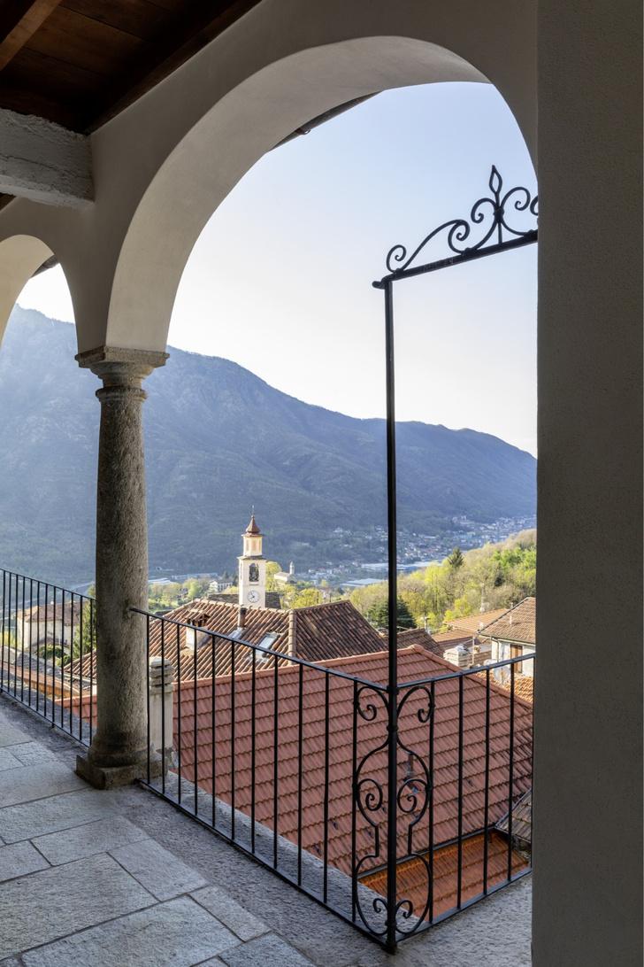Фото №12 - Дом художника: арт-вилла в Италии