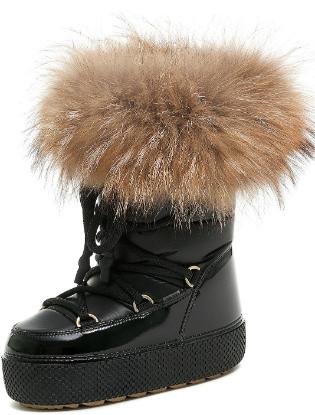 Фото №3 - Новая коллекция зимней обуви от Jog Dog