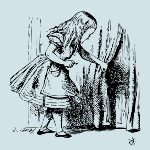 Фото №3 - Тест-рулетка: Какая цитата из «Алисы в Стране Чудес» опишет твой 2021 год?