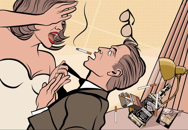 Фото №1 - Пинать— значит простить: 17 признаков токсичных отношений