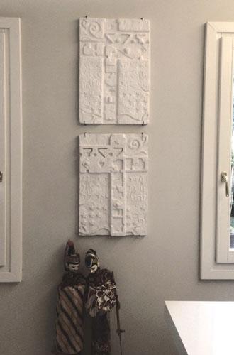 Фото №14 - Искусство в интерьере: как не сделать из квартиры музей