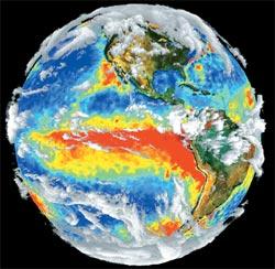 Фото №1 - Какой младенец влияет на климат земли?