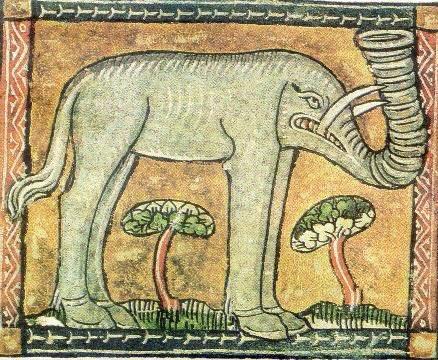 Фото №6 - Как в старину художники изображали животных, которых никогда не видели (25 странных существ)