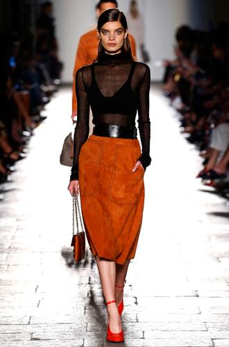 Фото №6 - 10 весенних трендов с Недели моды в Милане