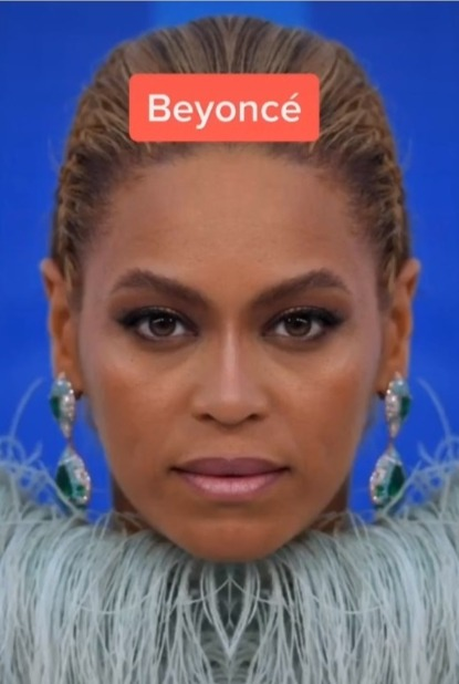 Фото №4 - Как выглядели бы знаменитости, если бы их лица были абсолютно симметричными (фото и видео)