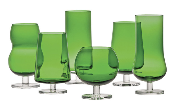 Фото №5 - Зеленый цвет в интерьере: советы по декору