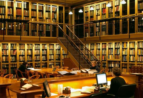 Фото №3 - Библиотека в большом городе