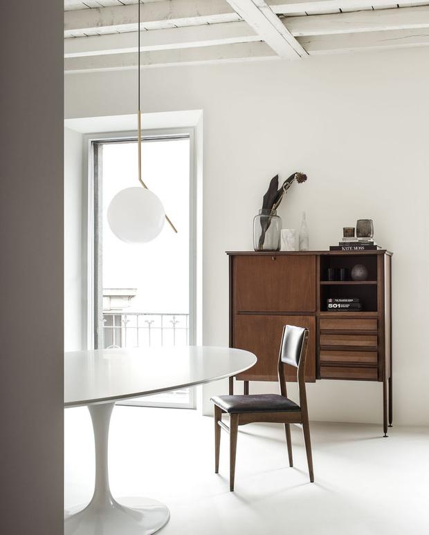 Фото №3 - Минималистская квартира в Милане