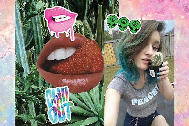 Фото №7 - Как стать tumblr girl?