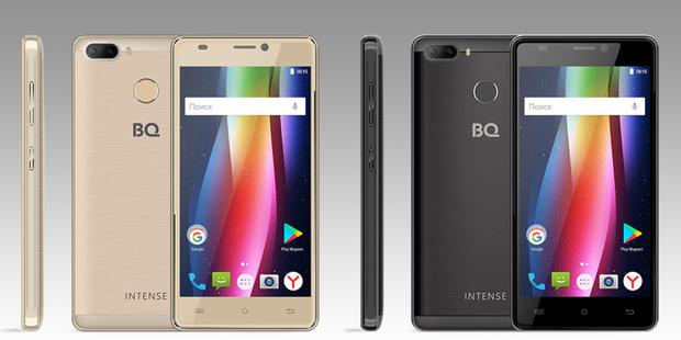 Фото №1 - Вещь дня: смартфон BQ с супермощной батареей