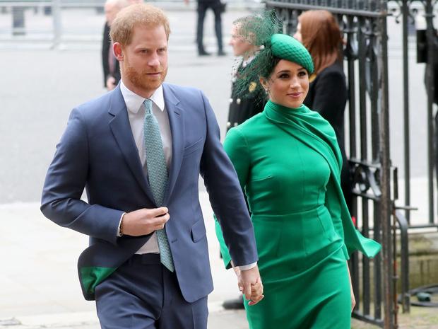 Фото №2 - Гарри и Меган отказались вернуться в королевскую семью: реакция дворца и Елизаветы II