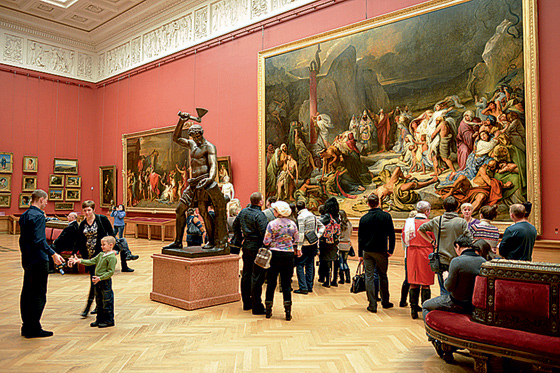 Фото №1 - 25 апреля 1895 Николай II подписал указ об учреждении «Русского музея императора Александра III»