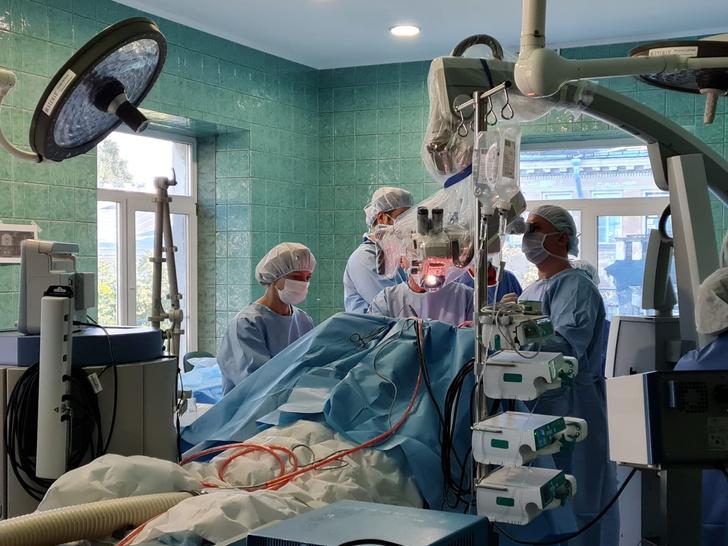 Нейрохирургическая операция