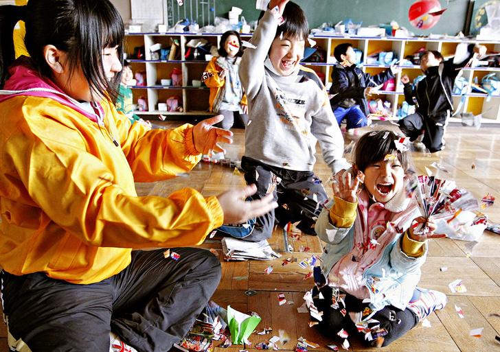 Фото №4 - Коллективное сознательное: как воспитывают детей в Японии