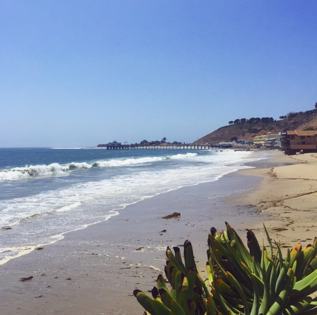 Фото №18 - Звездный Instagram: Знаменитости на море