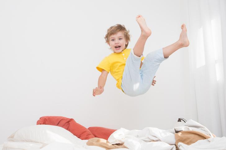 Детские игры из подручных средств в домашних условиях