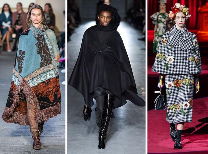 Фото №2 - 10 трендов осени и зимы 2019/20 с Недели моды в Милане