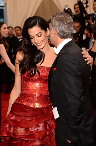 Фото №23 - Джордж и Амаль Клуни: история любви