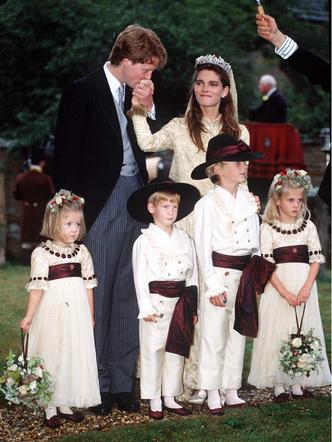 Фото №6 - Несчастливые браки Спенсеров: почему брат принцессы Дианы развелся с первой женой