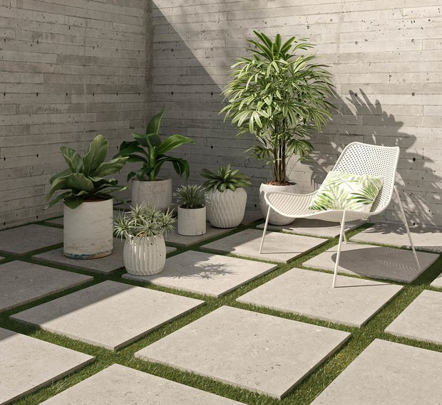 Фото №1 - Современный сад в стиле минимализм: 15 идей