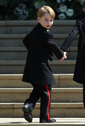 Фото №72 - Свадьба Меган Маркл и принца Гарри: как это было (видео, фото, комментарии)