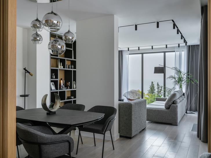 Фото №3 - Квартира 180 м² с видом на море в Сочи