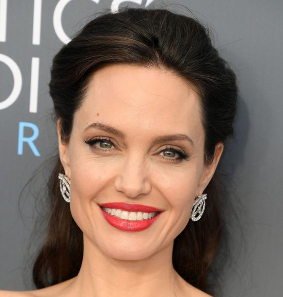 Фото №5 - Все ее трещинки: как на самом деле выглядит вблизи Анджелина Джоли