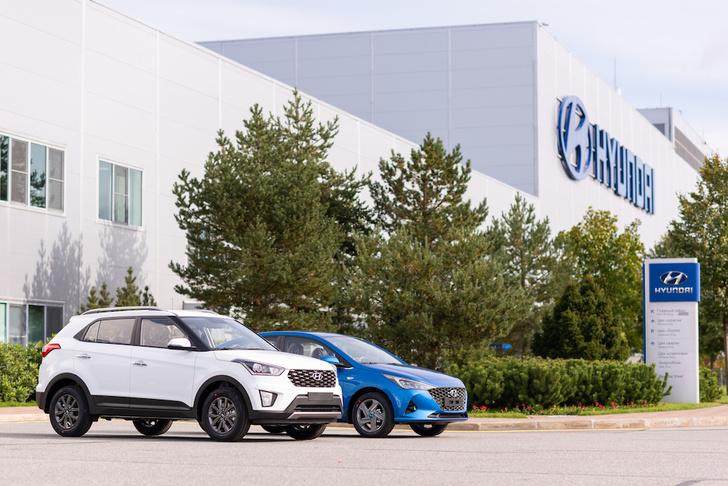 Фото №1 - Российский завод Hyundai Motor отмечает 10-летие