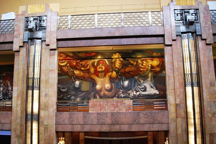 Фото №4 - От Мехико до Екатеринбурга: как преодолеть тысячи километров с помощью искусства