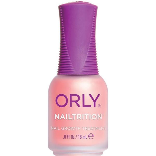 Покрытие для укрепления ногтей NailTrition, Orly