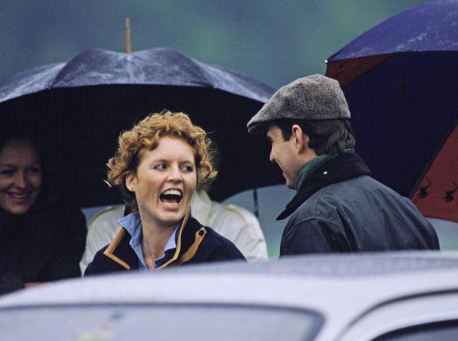 Фото №6 - Звездный час и бремя Сары Фергюсон: что не так с присутствием тети Гарри на его свадьбе