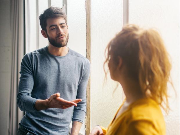 Как общаться с мужчиной, у которого сложный характер