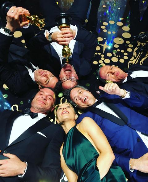 Фото №28 - Звездный Инстаграм: «Оскар-2016»