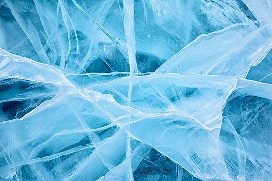 Фото №1 - Вечная мерзлота: 9 интересных фактов о льде