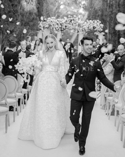 Фото №16 - 21 самая громкая свадьба XXI века