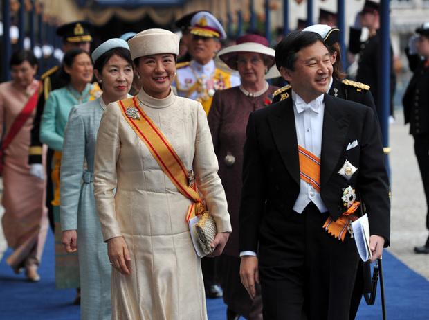 Фото №22 - Японская Диана: история императрицы Масако без мифов и легенд