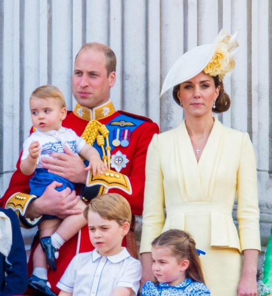 Стало известно, как принцесса Шарлотта отпразднует свое 5-летие