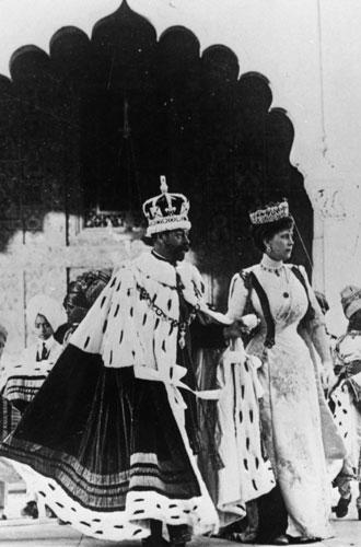 Фото №4 - Индия: история королевских визитов