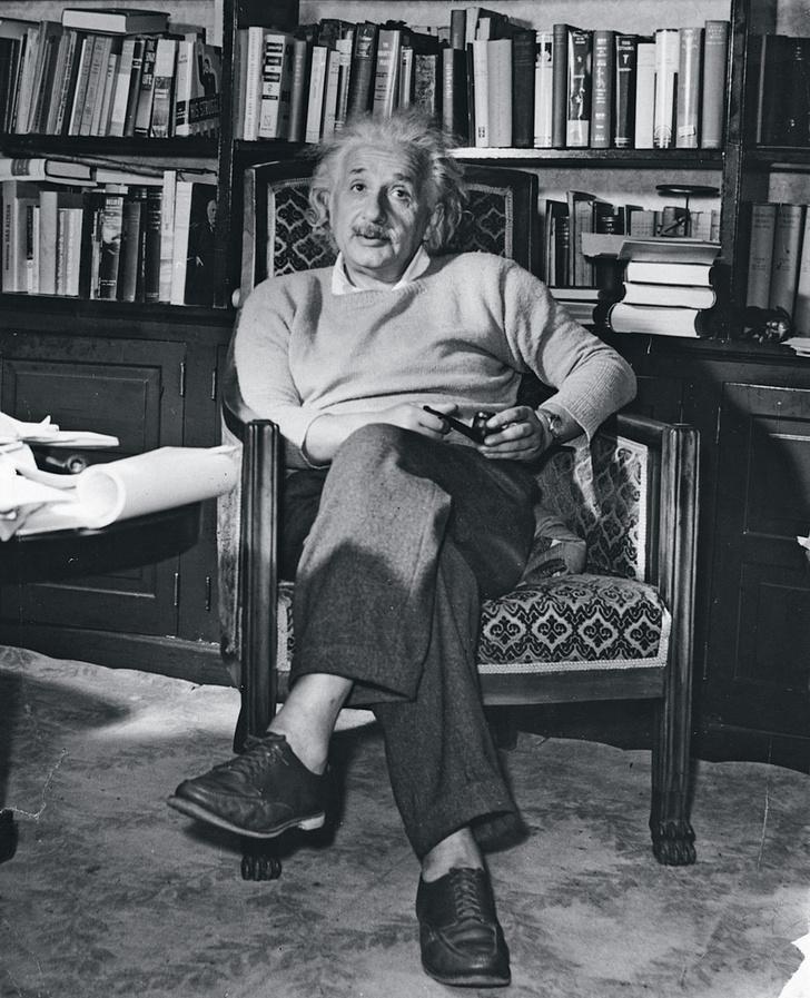 Фото №7 - E = мc²: 9 мифов об Альберте Эйнштейне
