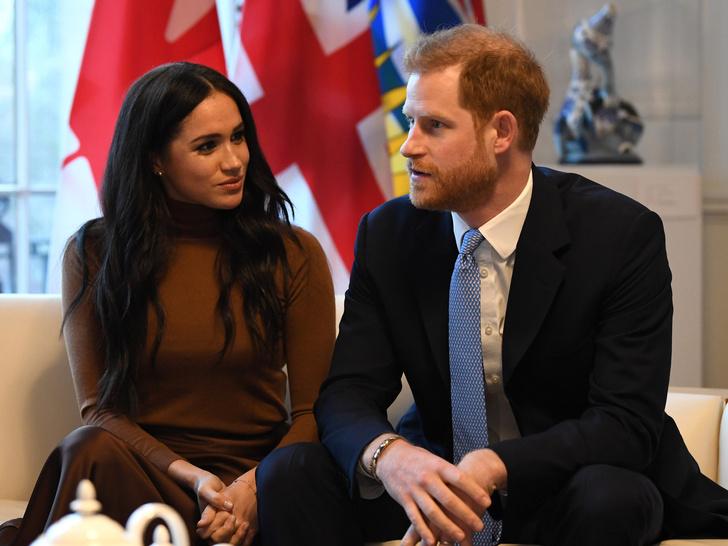 Фото №1 - Почему Гарри и Меган хотят крестить Лилибет в Великобритании, а не в США