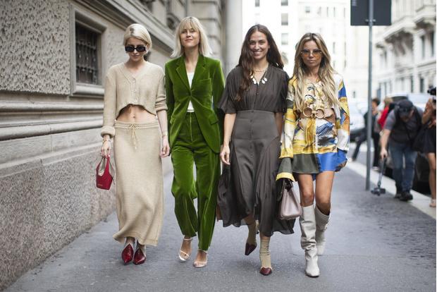 Фото №1 - Модный ликбез: что такое длинные и короткие тренды