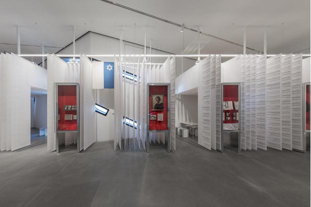 Фото №5 - Обновленное пространство Еврейского музея в Берлине