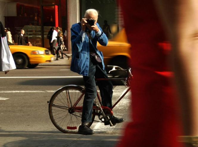 Фото №10 - Отец уличной моды: как Билл Каннингем изменил мир модной фотографии