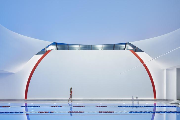 Фото №5 - Спортклуб World Class Алексеевская: проект VOX Architects
